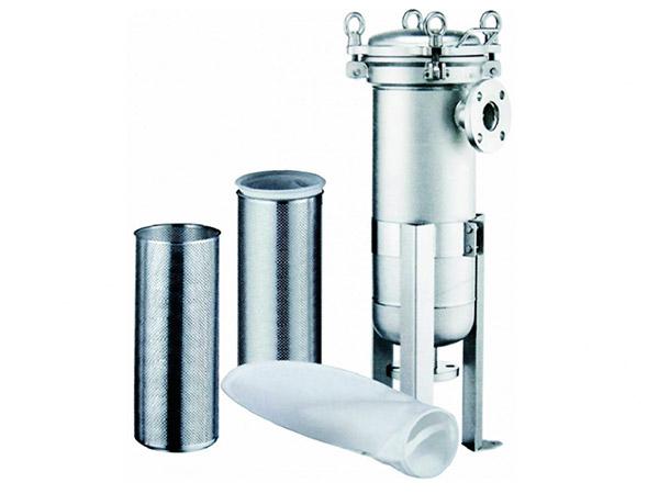 Проточные фильтры мешочного типа 3